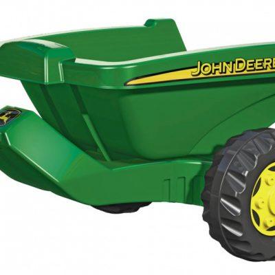 aanhanger RollyKipper II John Deere junior groen