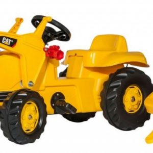 traptractor RollyKid Cat junior geel